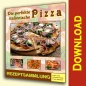 Preview: Pizza-Backbuch - Download-Version